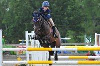 Amy Ingles Showjumping Rider