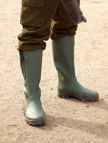 Sherwood Forest Anvil Wellingtons