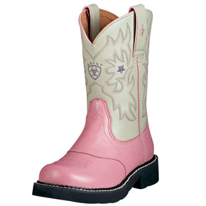 Ariat Probaby Western Boots - Childs