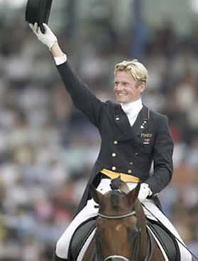 Dressage Rider Edward Gal