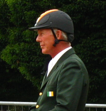 Irish Showjumping Rider - Eddie Macken
