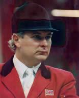 Geoff Billington - British Showjumper