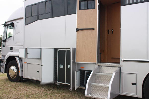 Custom Built Horseboxes