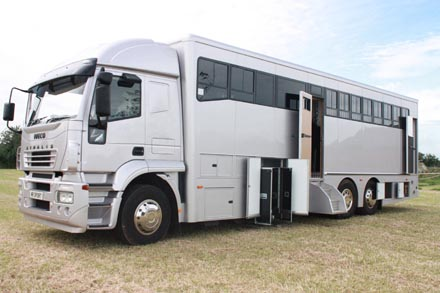 Cheap Horseboxes