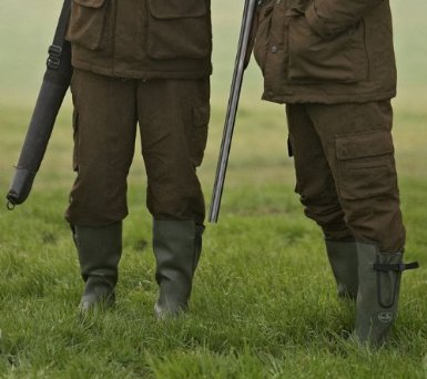 Sherwood Forest Men`s Kensington Shooting Trousers