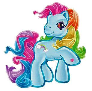 My little pony cartoon characters - photo#27