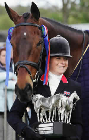 Eventer - Pippa Funnell