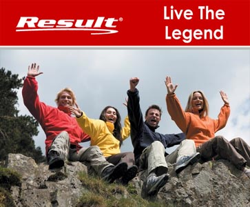 Result Outdoor Clothing