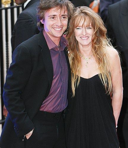 Richard Hammond Wife