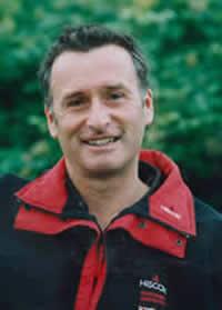 Dressage Rider Richard Davison