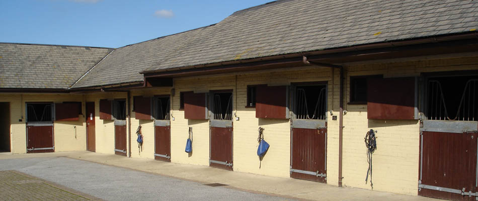 Horse Racing Yards
