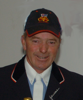British Showjumping Rider - John Whitaker