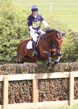Cool Minium Event Horse - William Fox Pitt