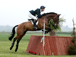 William Fox Pitt - Eventer