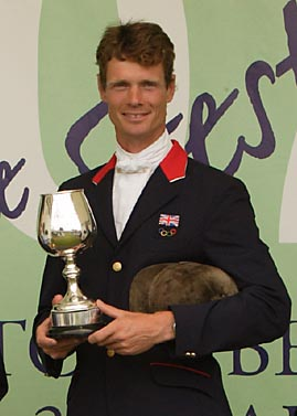 William Fox Pitt - British Eventer