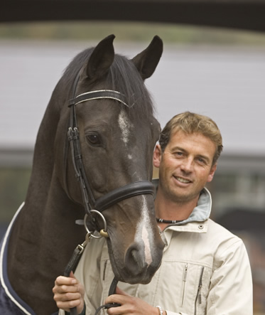 British Dressage Rider - Carl Hester