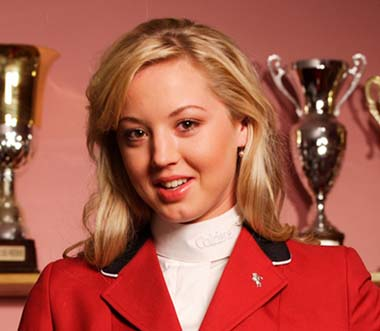 Ellen Whitaker - British Showjumping Rider