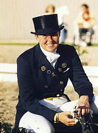 Kyra Kyrklund - International Dressage Rider
