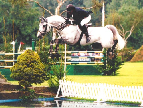 Arturo 8 - Hickstead Derby