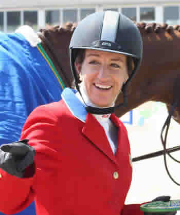 Laura Kraught - Leading American Showjumping Rider