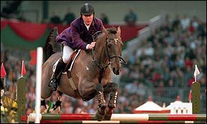 Michael Whitaker Show jumper
