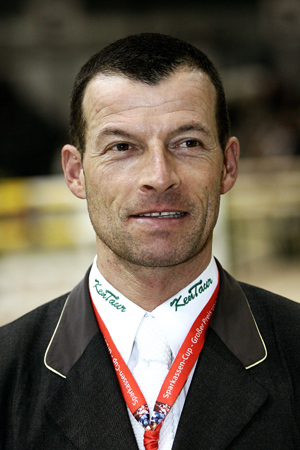 Pius Schwizer - Swiss Showjumping Rider